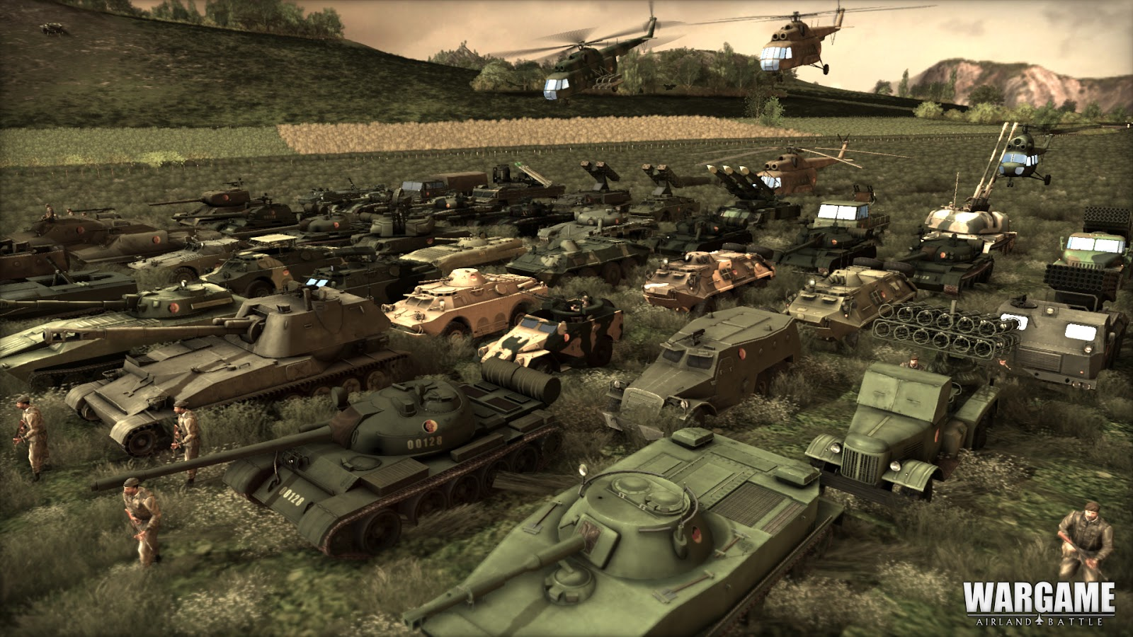 wargame airland battle has the charm of an addon but at