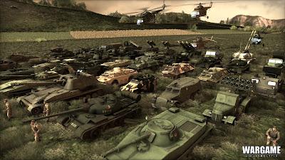 Wargame AirLand Battle Wallpaper