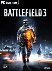 Battlefield 3 Game Cover Battlefield 3 RELOADED