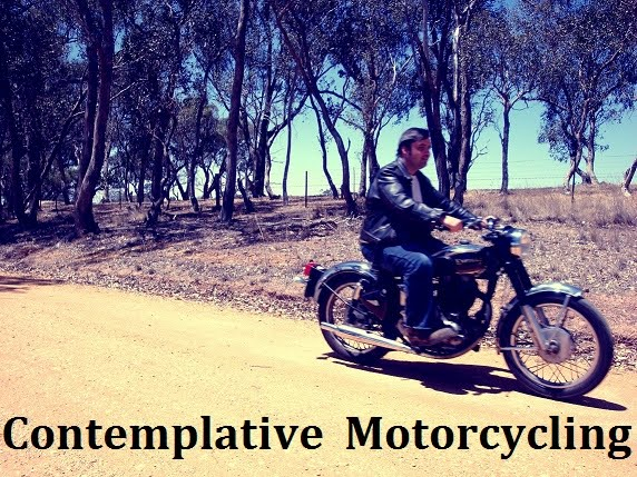 Contemplative Motorcycling