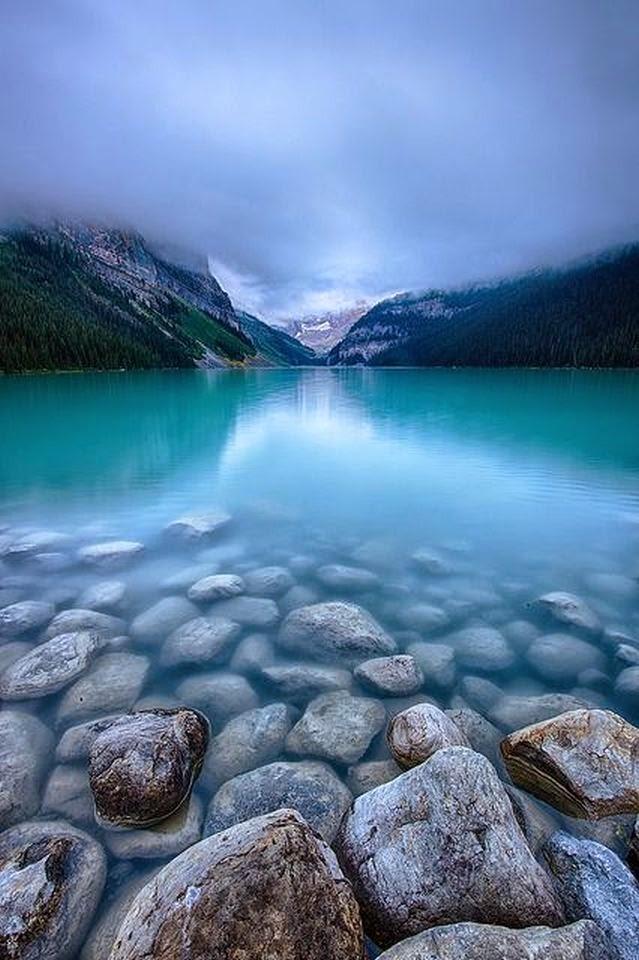Las Fotos Mas Alucinantes Lago Louise Alberta Canada