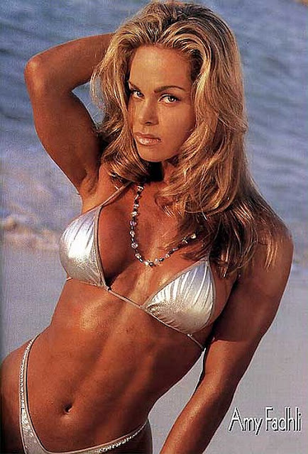 Amy Fadhli - Fitness Model