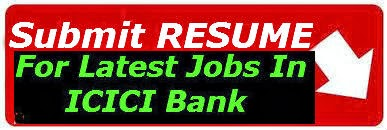 free registration to apply for jobs in icici hdfc and axis banks