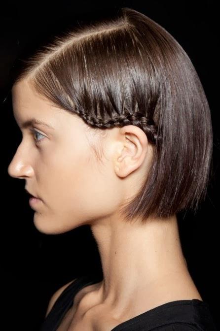 cute braids hairstyles for short hair
