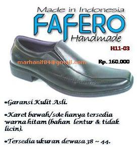 Jual Sepatu Handmade