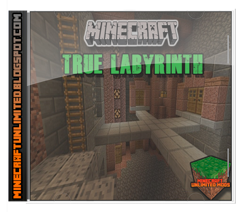 True Labyrinth Mapa Minecraft