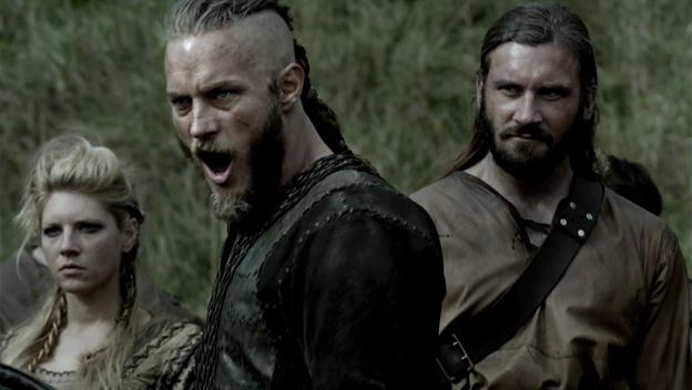 Ragnar Vikings History Channel Cast
