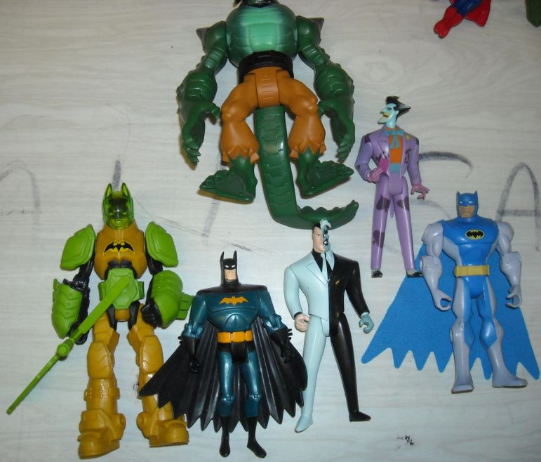 Toys And Treasures : Toys and treasures dc for