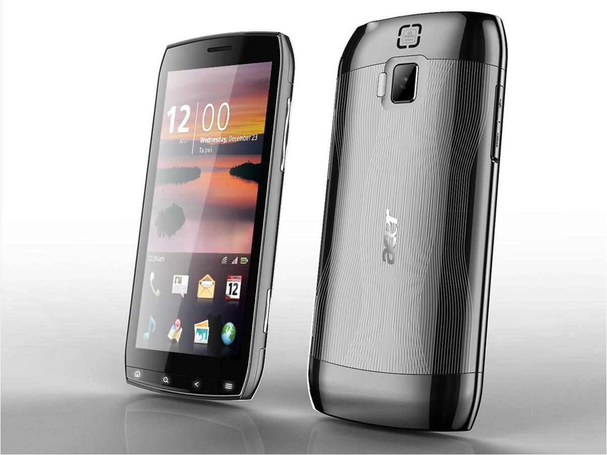 Phones Phones Phones: Acer Iconia Smart