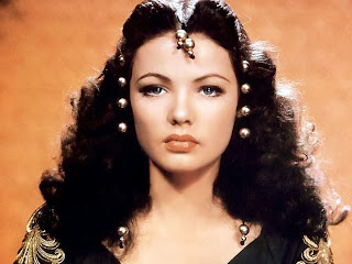 Actress Gene Tierney had schizophrenia