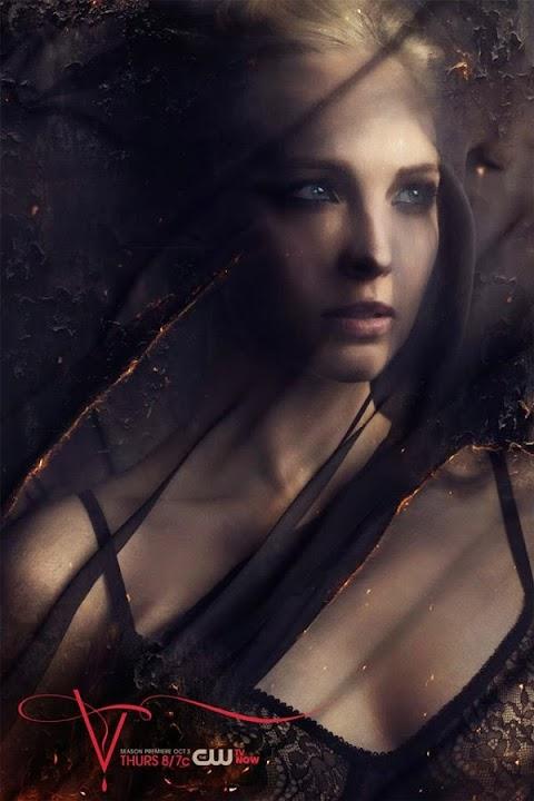 The Vampire Diaries - 5ª temporada,  Nuevo poster promocional de Caroline