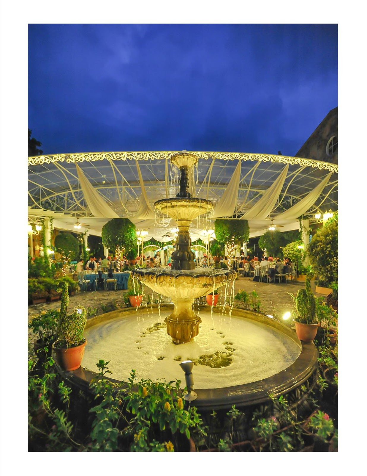 Blue Gardens Wedding And Events Venue