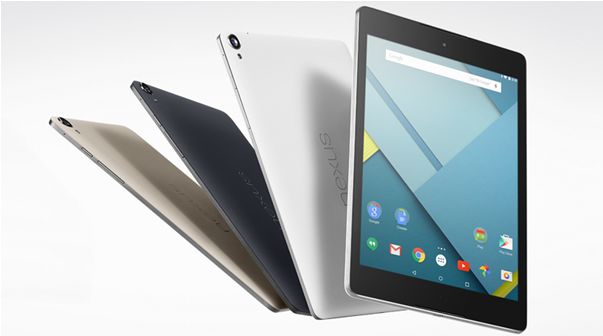 Google Nexus 9 Review