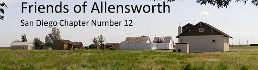 Friends of Allensworth San Diego Chapter No 12