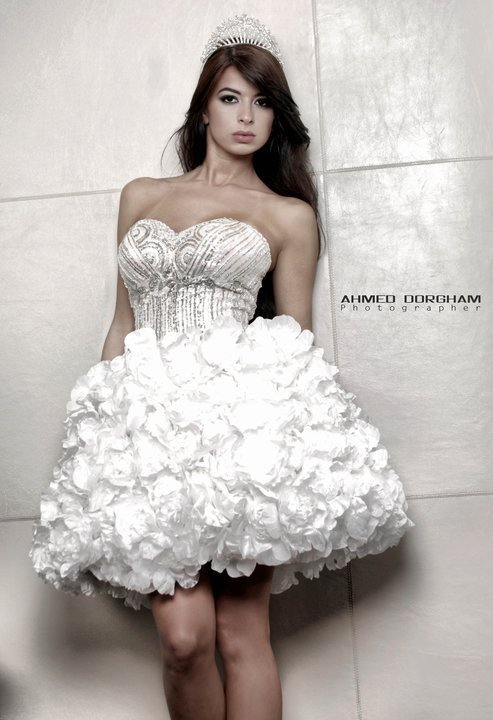 Miss Egypt Universe 2011 Sara El-Khouly