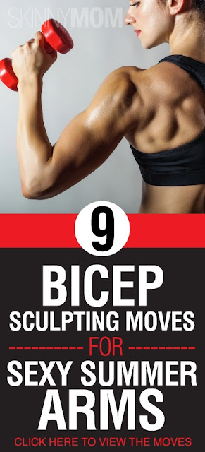 Try these 9 bicep sculpting moves to get your arms in tip top shape!