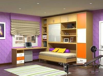 Decoraciones y modernidades dise a y decora con modernos for Recamaras modernas con closet