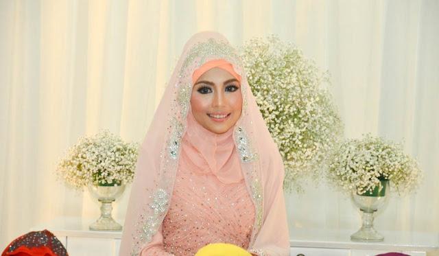 gambar linda hashim,linda hashim nikah,pernikahan linda hashim dan beego,ini blog heirizalieyana,linda hashim kahwin