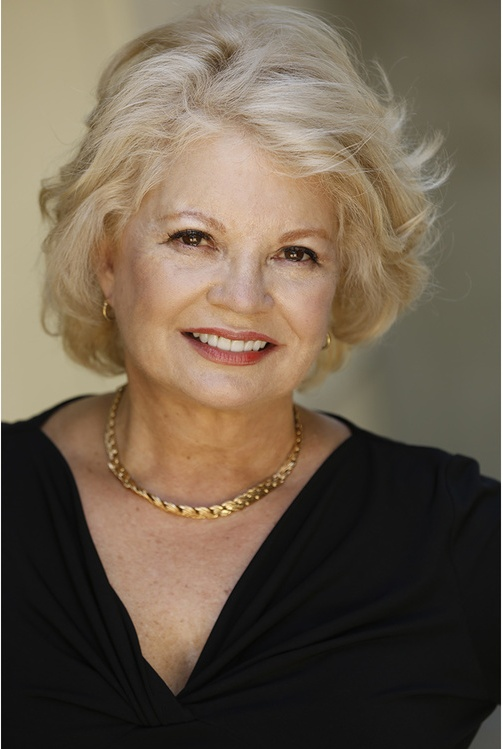 Kathy Garver graces the stage...