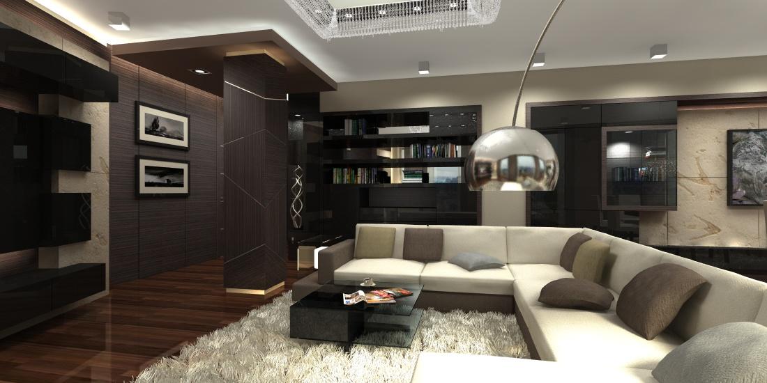 ÉPÍTÉSZ BELSŐÉPÍTÉSZ BLOG: Elegant and Modern Luxory Home 3D ...