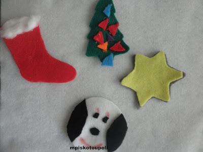 felt ornaments 3