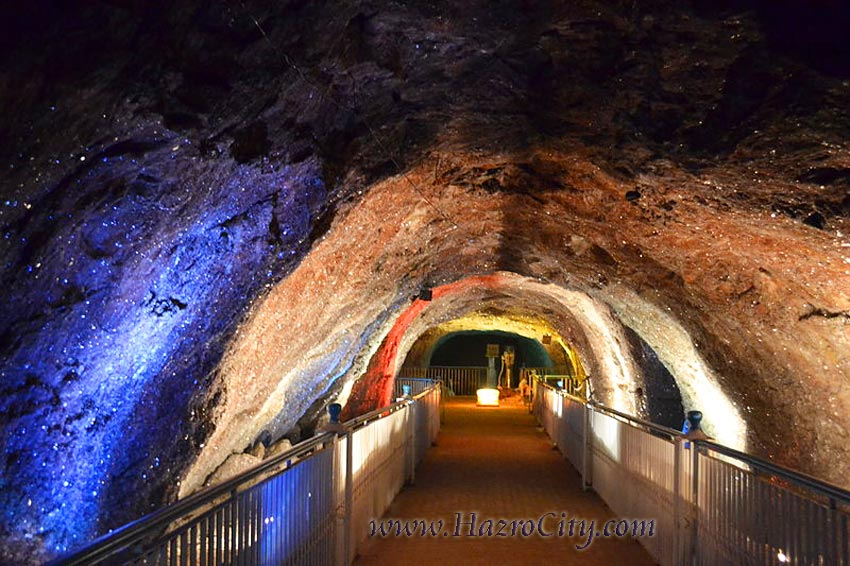 Some pictures were captured yesterday during visit to khewra salt mine