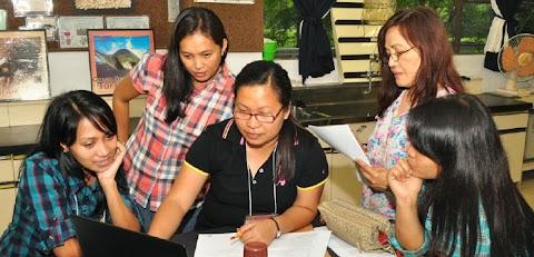 Marikina Shoe Exchange professional development program for science and mathematics teachers of Commonwealth Elementary School