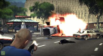 PC Game Vin Diesel Wheelman Free