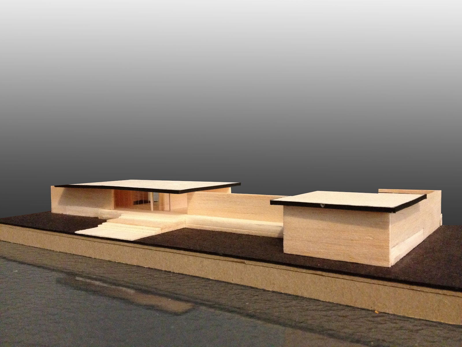 Above are some images of the barcelona pavilion model 1 200 below
