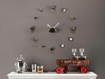Cum se realizeaza un ceas de perete