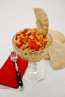 herzelieb - Nudelsalat ohne Mayonnaise
