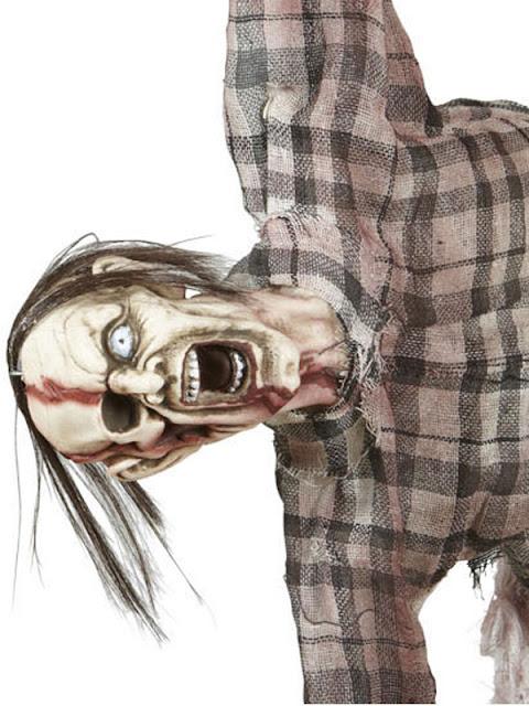 Halooween Zombie pynt