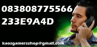 hubungi toko online kaos distro game kaosgamers disini