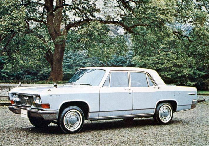 Mitsubishi Debonair (1964)