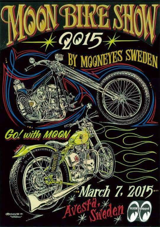 Mooneyes Sweden March 2015