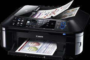 canon pixma mx722 printer manual