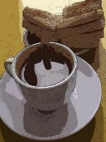 Kaya toast - Tong Ya Coffeeshop