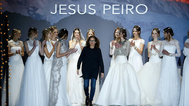 jesus Peiro 2016 bruidsjurken