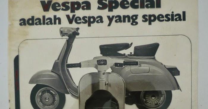 Koleksi Tempo Doeloe Iklan Jadul Scooter Vespa Th 70 An Master