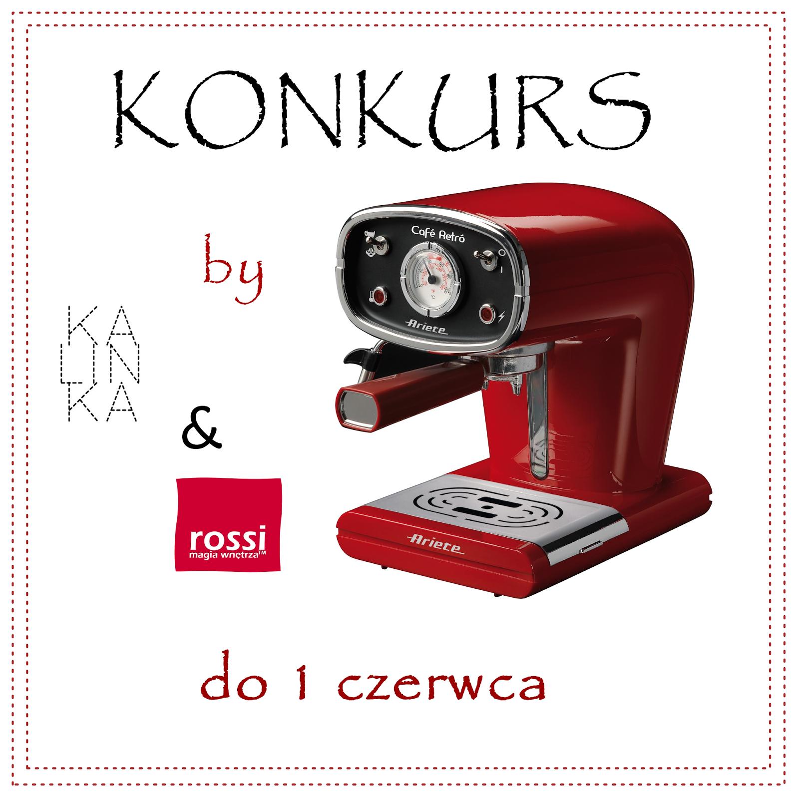Kalinka parzy kawę! :)