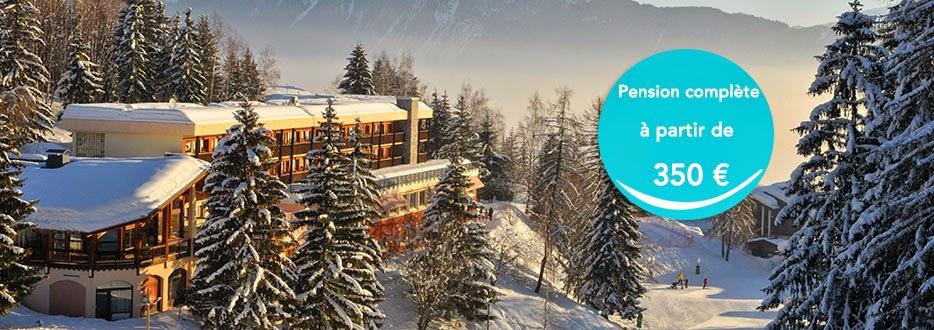 Bons plans promo vacances au ski Cap Vacances