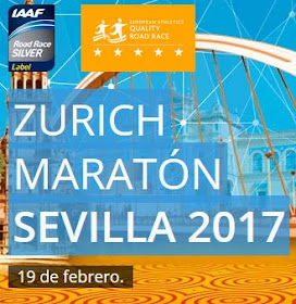 Maratón Sevilla