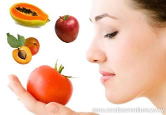 Frutas Boas para a Pele