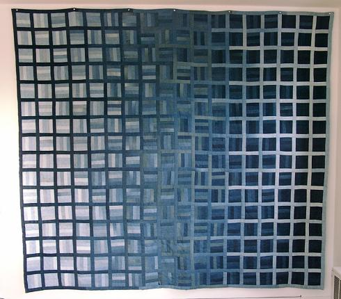 eQuilter Basket Weave - Quilt Pattern by Pam & Nicky Lintott