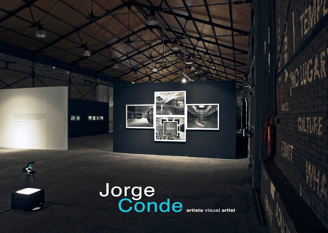 Jorge Conde_ artista visual