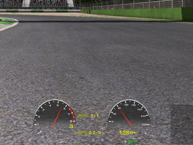 rFactor 2 Style GT5 Hud