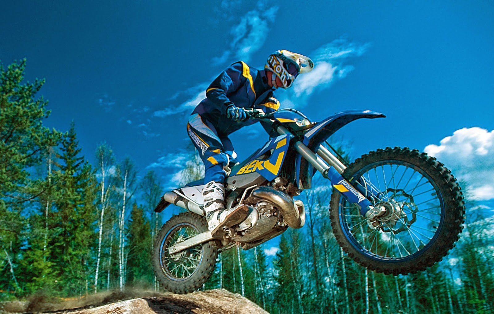 Husaberg TE 250 New Adventures Dirt Motorcycles
