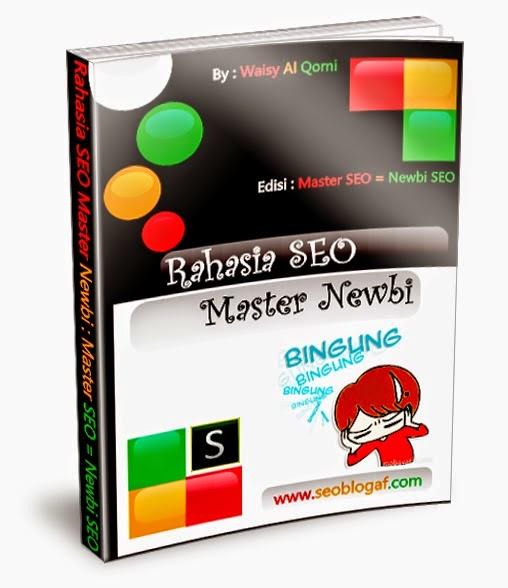 Ebook Rahasia SEO Master Newbi