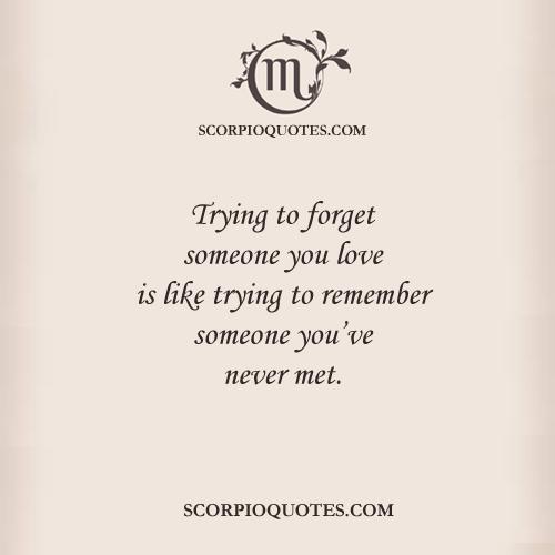 Scorpio Love Quote #009: