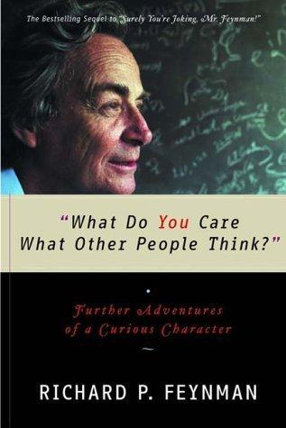 Обложка книги «Какое ТЕБЕ дело до того, что думают другие?»